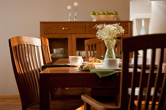 Ask us about a new dining room table