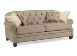 Flexsteel Stationary Sofa Champion