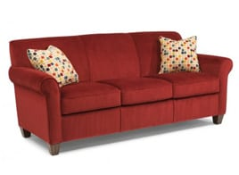 Flexsteel Stationary Sofa Dana