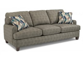 Flexsteel Sofa gray
