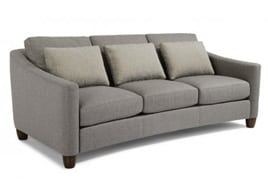 Flexsteel Sofa white