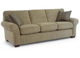 Flextsteel Stationary Sofa Vail