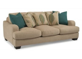 Flexsteel Stationary Sofa Vanessa